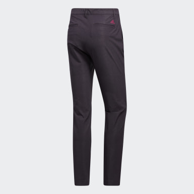 Άνδρες Olympic Sports Μωβ Ultimate365 Herringbone Pants