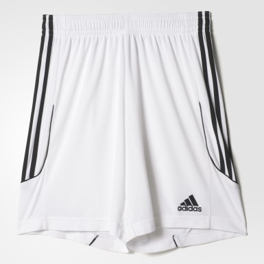 Shorts Squadra13 Blanco Hombre Fútbol