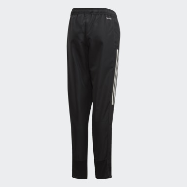 Kids Football Black Condivo 20 Presentation Pants