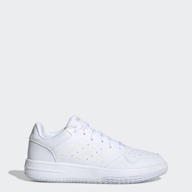 Kvinder Basketball Hvid Gametaker sko