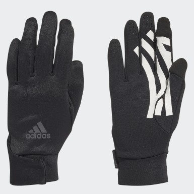 Football Black Football Street Gloves
