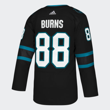 Men's Hockey Not Defined Sharks Alternate Authentic Jersey