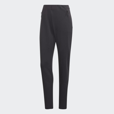 Women Training Grey Track Pants