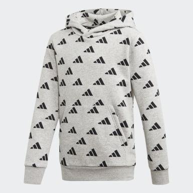 Sweat shirts à capuche ID Enfants   adidas France