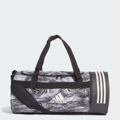 Спортивная сумка-дюффель Convertible 3-Stripes