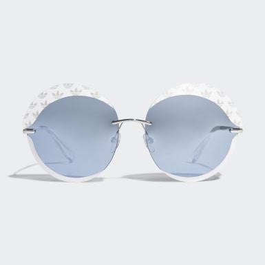 Lunettes de soleil Originals OR0019 Blanc Originals