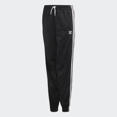 Youth Originals Black Puff Pants
