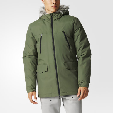 Куртка Filled Fur-Trim