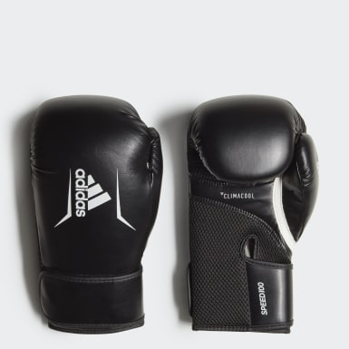 Gants de boxe Speed 100 Noir Boxe