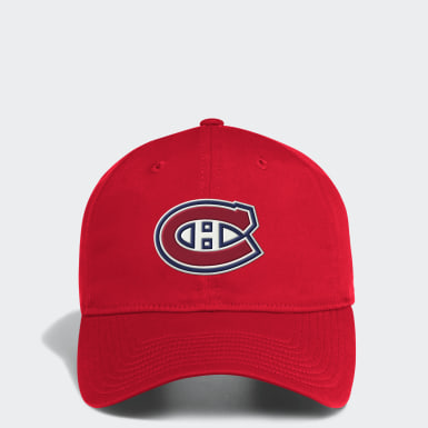 Men Training Multicolor Canadiens Coach Slouch Adjustable Cap