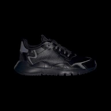 Sapatos Nite Jogger Preto Criança Originals