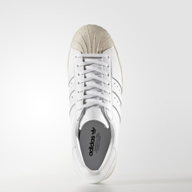 Calzado Superstar 80s Blanco Mujer Originals