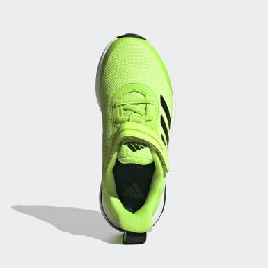 Children Running Green FortaRun Running Shoes 2020
