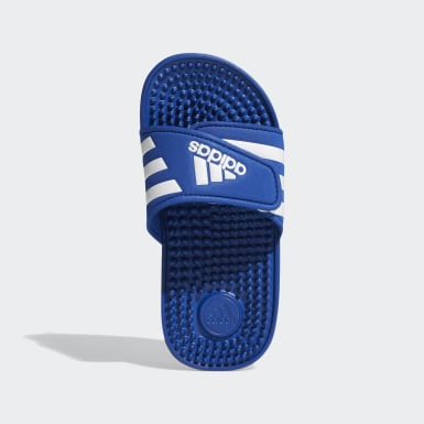 Children Essentials Blue Adissage Slides
