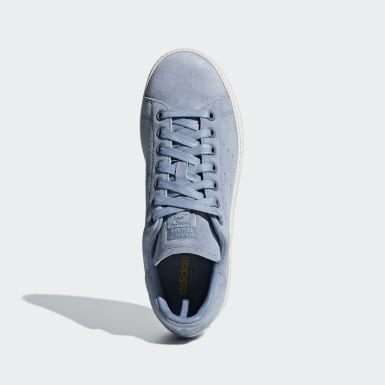 Tenis Stan Smith New Bold Azul Mujer Originals
