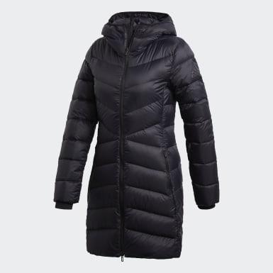 Kadın Outdoor Siyah NUVIC Mont
