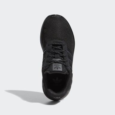 Kids 4-8 Years Originals Black LA Trainer Lite Shoes
