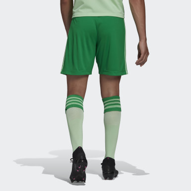 Football Green Celtic FC 20/21 Away Shorts