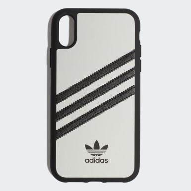 Coque moulée Case iPhone 6.1 Blanc Originals