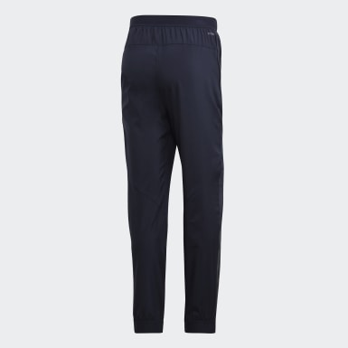 Heren Training Blauw Climacool Workout Broek