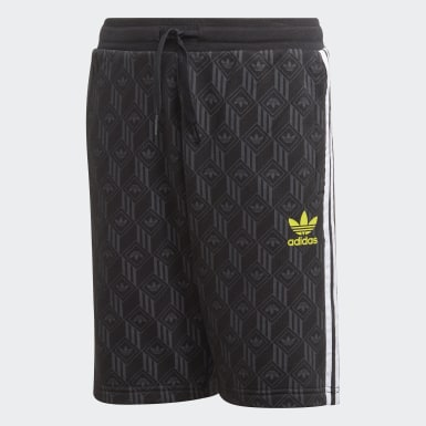 Youth Originals Black Shorts