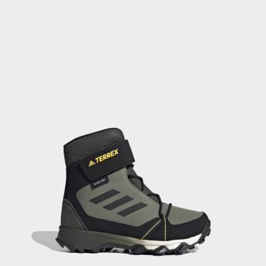 Sapatos TERREX Snow CF CP CW Verde Criança TERREX
