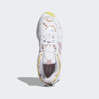ผู้หญิง Originals สีขาว รองเท้า Magmur Runner