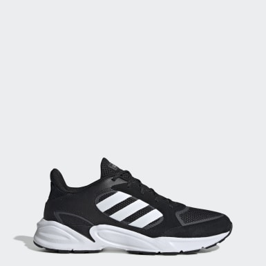 Men Running Black 90s Valasion Shoes