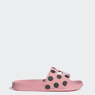 Kvinder Originals Pink Adilette Lite sandaler