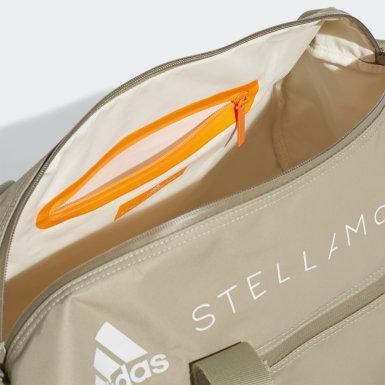 бежевый Сумка-дафл adidas by Stella McCartney