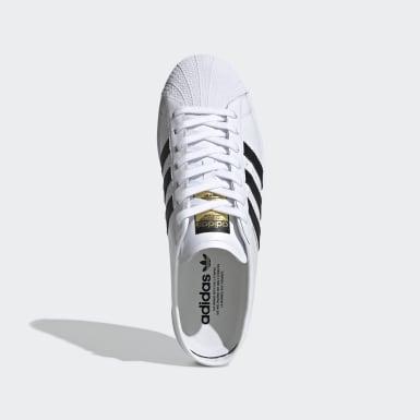 Männer Originals Superstar Slip-On Schuh Weiß