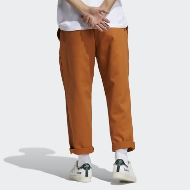 Heren Originals Bruin Jonah Hill Chino Broek