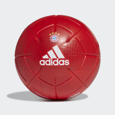 Men's Soccer Red FC Bayern Club Ball