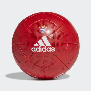 Fußball FC Bayern München Club Ball Rot