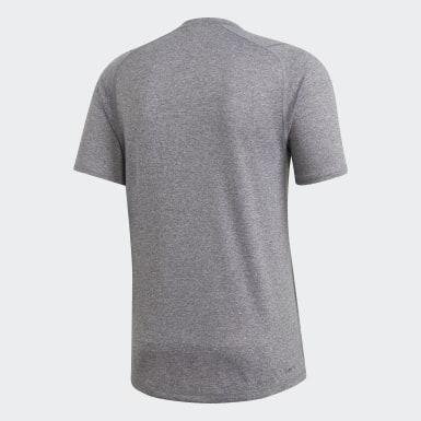 T-shirt Mesclada FreeLift Sport Ultimate Cinzento Homem Estúdio