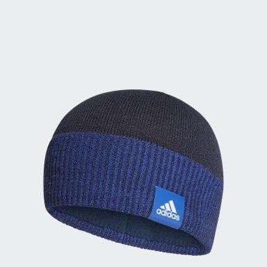 синий Шапка-бини Climawarm