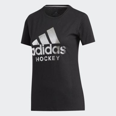 Badge of Sport Hockey Tee