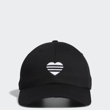 3-Stripes Heart Hat