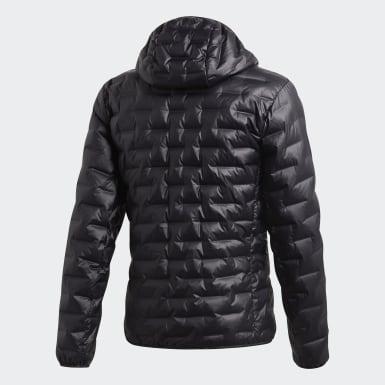 Άνδρες TERREX Μαύρο Light Down Hooded Jacket