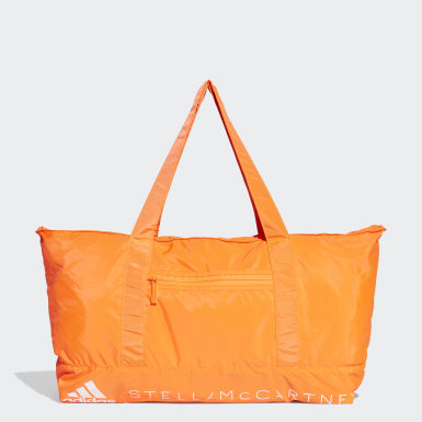Bolsa Travel Naranja Mujer adidas by Stella McCartney