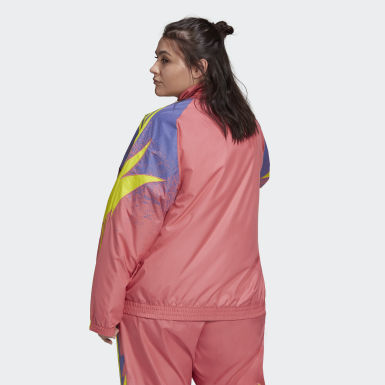 Women's Originals Fakten Track Jacket (Plus Size)