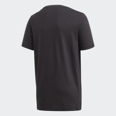 Camiseta Must Haves Gaming Preto Meninos Training