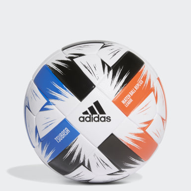 Football White Tsubasa League Ball
