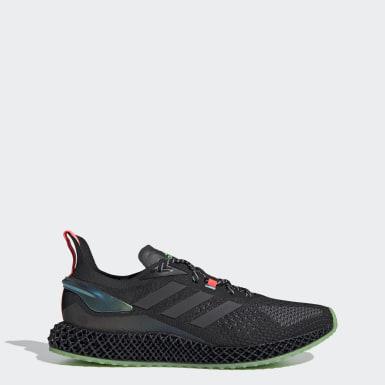 ผู้ชาย วิ่ง สีดำ รองเท้า X90004D