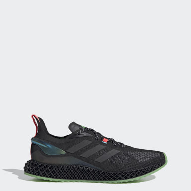 Running Black X90004D Shoes