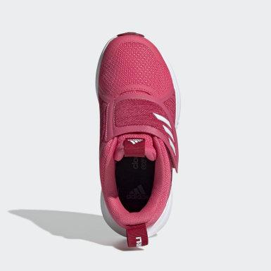Tenis FortaRun X CF (UNISEX) Rosa Niño Running