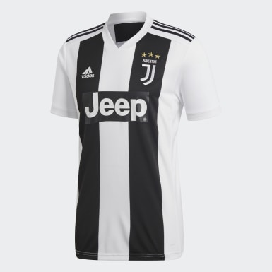 Juventus Home Jersey Bialy