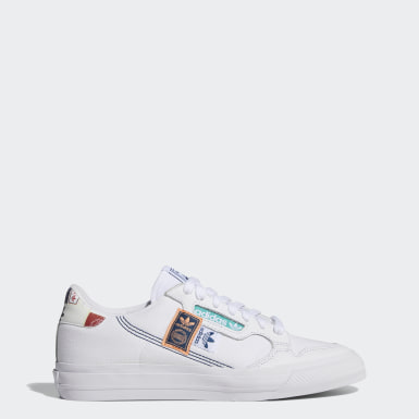 Zapatillas CONTINENTAL VULC (UNISEX) Blanco Originals