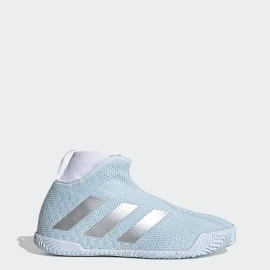 Sapatos de Ténis Sem Atacadores Stycon – Piso Duro Azul Mulher Ténis