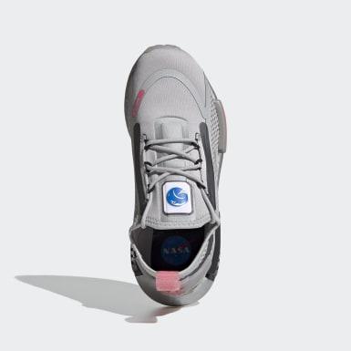 Women's Originals Grey NMD_R1 Spectoo Shoes